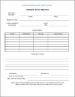 Health & Safety Forms | Sumas Remediation